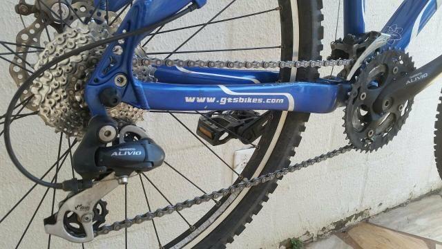 Bicicleta Bike Gts