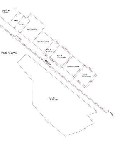 Terrenos em Itabuna na BR 101 de 20.000m² - Foto 6