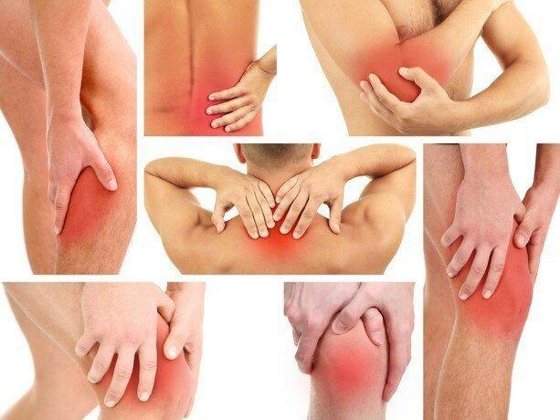Tratamento de dores musculares