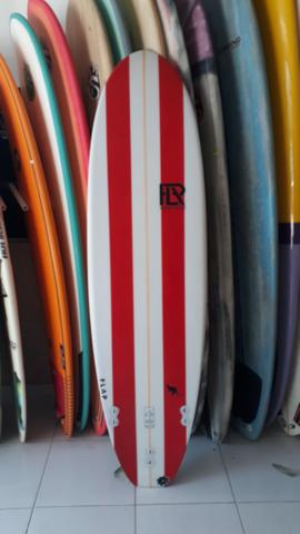 Prancha fun board semi nova flap - Foto 2