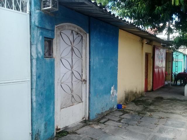 Vendo casa duplex no bairro do cordeiro