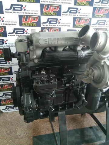 Motor usado MWM X10 6cc - Foto 2