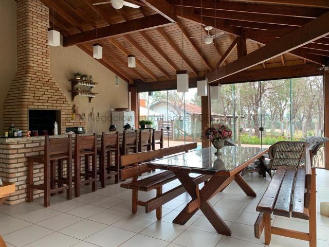 Chácara à venda, 3 quartos, Chácara dos Poderes - Campo Grande/MS - Foto 20