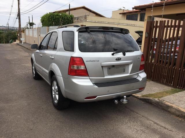 Kia Sorento EX 2.5 4X4 Diesel 08/09 - Foto 2