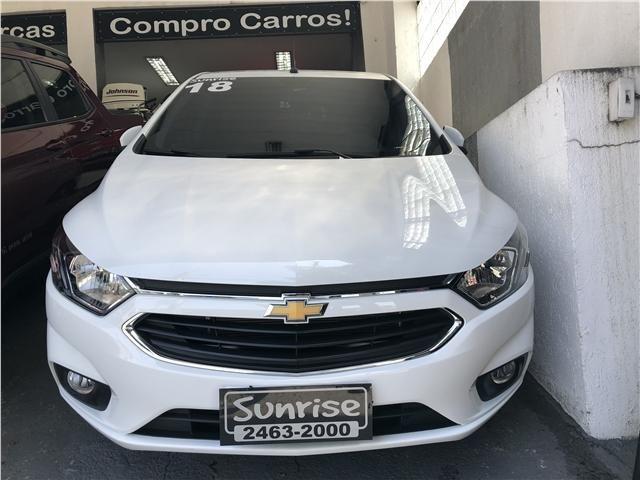 Chevrolet Prisma LTZ 2018 Aut só 10.000 km