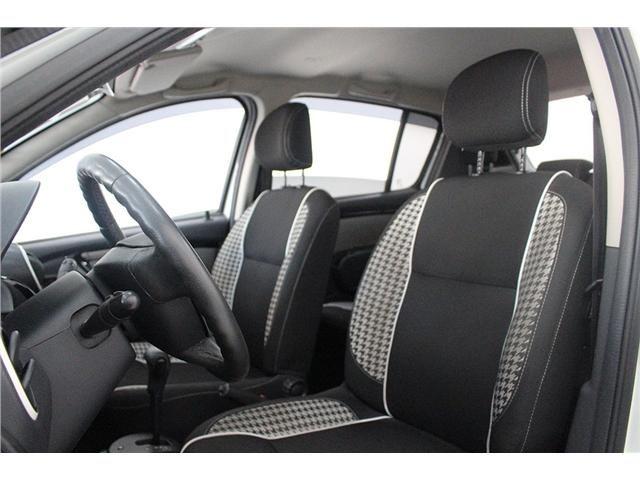 Renault Sandero 1.6 stepway tweed 16v flex 4p automático - Foto 9