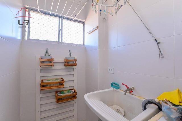 Apartamento com 3 dormitórios à venda, 79 m² por R$ 310.000,00 - Bacacheri - Curitiba/PR - Foto 13