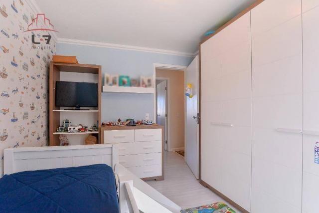 Apartamento com 3 dormitórios à venda, 79 m² por R$ 310.000,00 - Bacacheri - Curitiba/PR - Foto 20