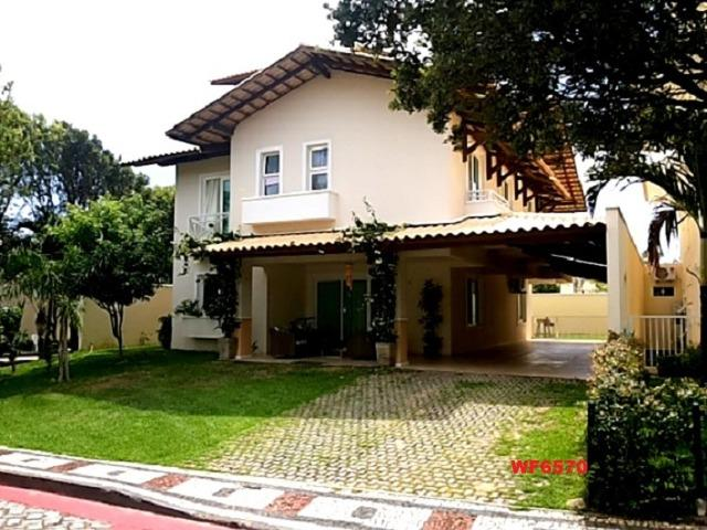 Condomínio Villagio Atlântico, Casa duplex nas Dunas com 5 suítes, 4 vagas, Lazer completo - Foto 5
