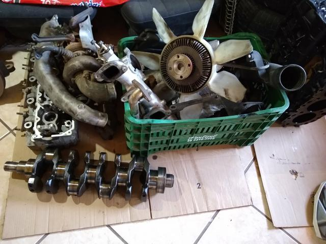 Motor Hilux 3.0 1kzt - Foto 2