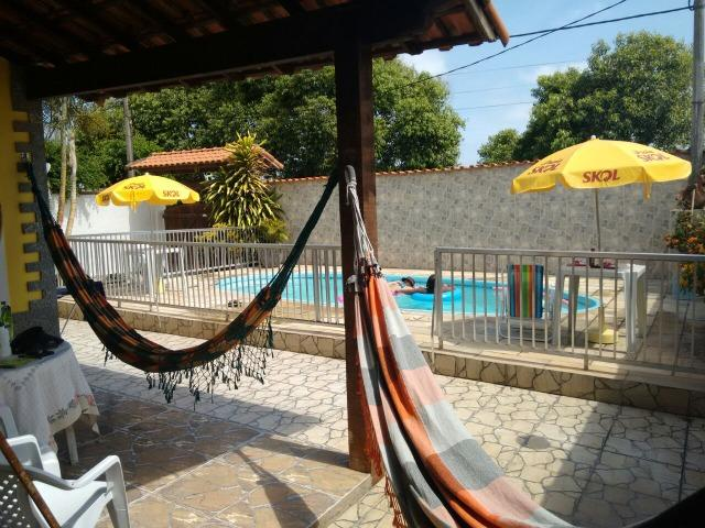 Ótima casa piscina praia itaipuaçu - Foto 3