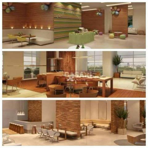Apartamento clube - 3 dormitórios centro - shopping metrópole - Foto 14