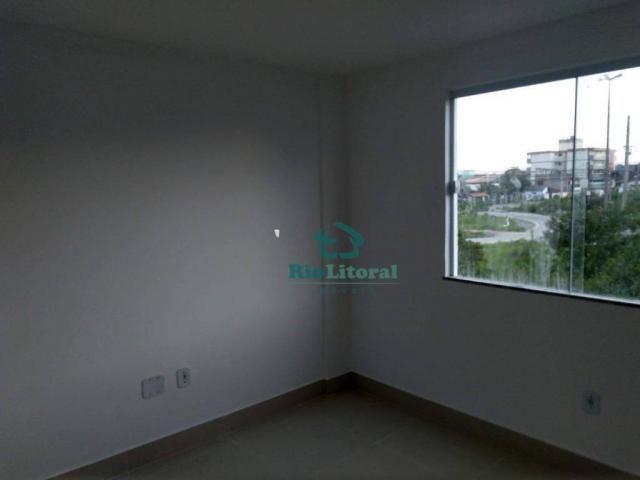 Casa com 3 dormitórios à venda, 115 m² por R$ 370.000 - Ouro Verde - Rio das Ostras/RJ - Foto 14