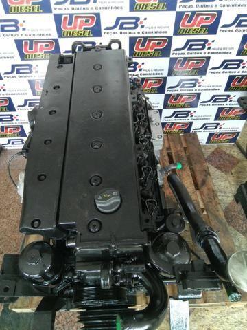 Motor usado - OM-906 Mercedes-Benz - Eletrônico - Foto 2