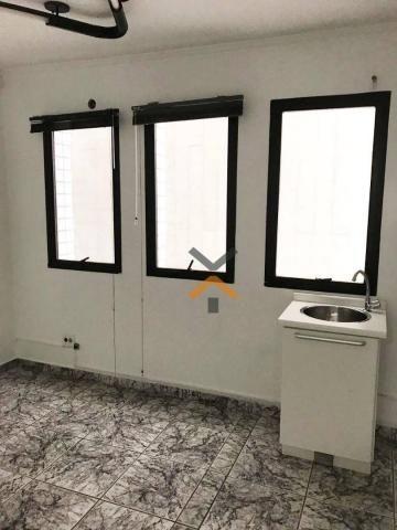 Sala para alugar, 76 m² por R$ 1.600,00/mês - Jardim - Santo André/SP - Foto 2