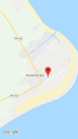 Terreno Pontal do Sul 525,00m² 15x35 - Foto 6