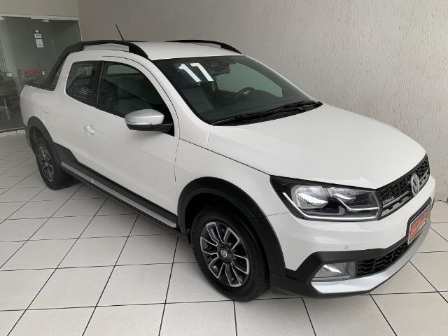 VW Saveiro Cross 1.6 - Cabine Dupla