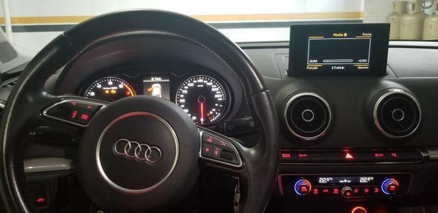 Audi A3 2.0 Ambition - Único dono - Revisões na Audi!! - Foto 6