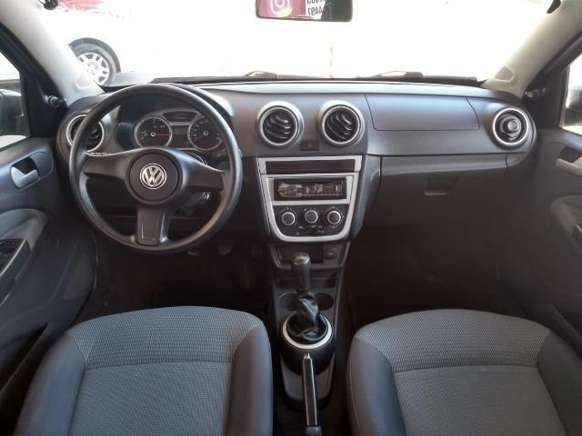 VW - Gol Trend 1.0 Flex, Ar, Dh, Vid, Trava, Som, Pneus Novos, Revisado, Garantia - Foto 9