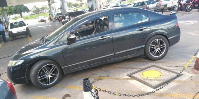 Civic exs com gnv 5° geração