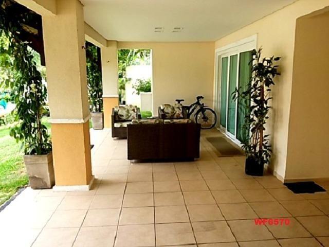 Condomínio Villagio Atlântico, Casa duplex nas Dunas com 5 suítes, 4 vagas, Lazer completo - Foto 13