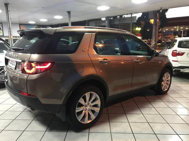 LAND ROVER DISCOVERY SPORT 2015/2015 2.0 16V SI4 TURBO GASOLINA HSE LUXURY 4P AUTOMÁTICO - Foto 4