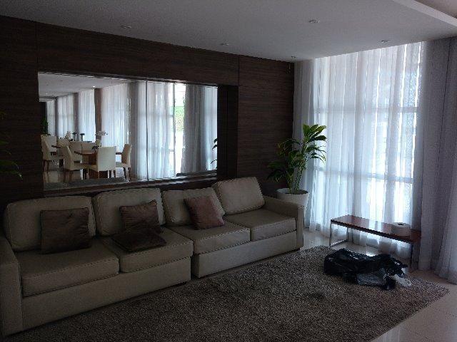 Apto.85 m², nascente, climatizado, modulados, 03 qtos,01 suíte, cd. Flex Tapajos - Foto 4