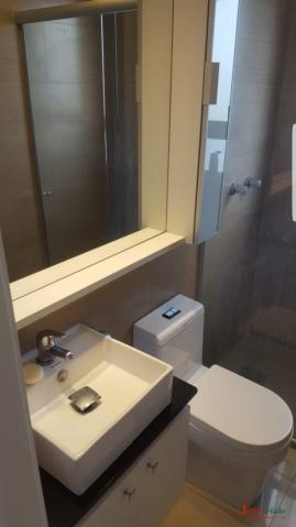 Studio residence - apartamento 1 dormitório na dom pedro ii pelotas - Foto 8