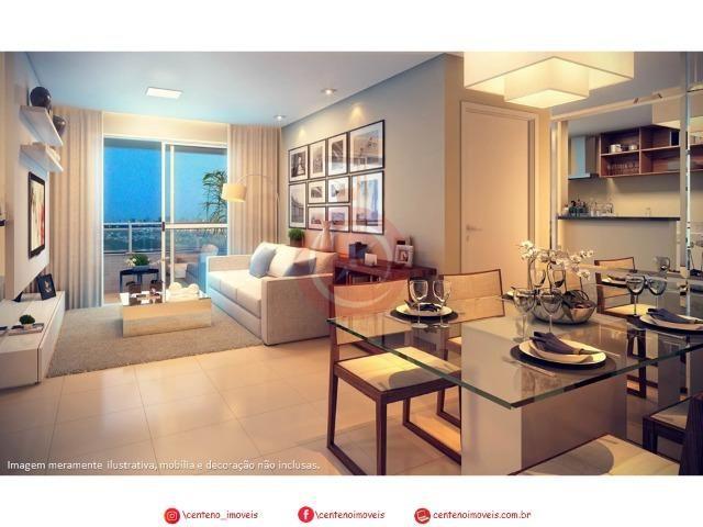 Apartamento 2D de 76,23m² no bairro Novo Estreito - Horizonte Novo Estreito - Foto 10