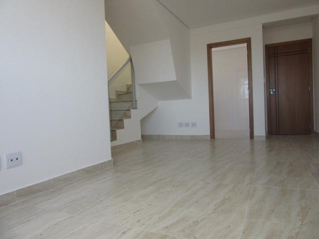 Cobertura à venda com 3 dormitórios em Caiçara, Belo horizonte cod:4552 - Foto 9