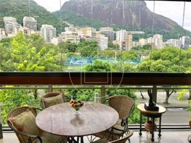 Apartamento à venda com 2 dormitórios em Lagoa, Rio de janeiro cod:847379 - Foto 14