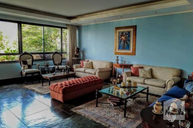 Apartamento à venda com 4 dormitórios em Gutierrez, Belo horizonte cod:249484 - Foto 2