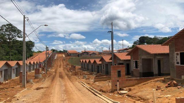 //Vila Smart Campo Belo/ casas com 2 quartos em Condomínio fechado - Foto 8
