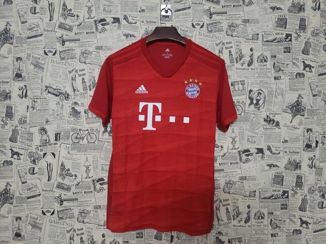 269c4164cb38a Nova Camisa do Bayern de Munique 2019/2020! - Roupas e calçados ...