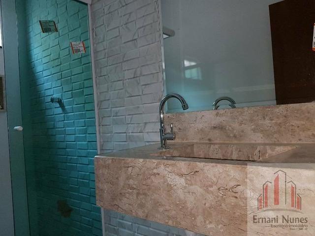 Linda Casa Moderna no Vicente Pires Ernani Nunes - Foto 7