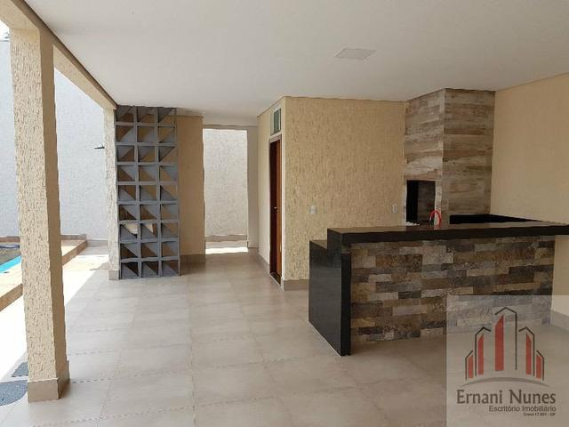 Linda Casa Moderna no Vicente Pires Ernani Nunes - Foto 13