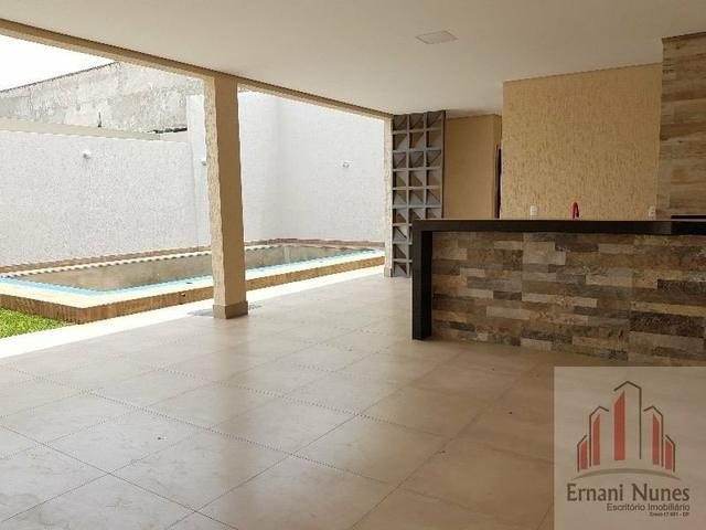 Linda Casa Moderna no Vicente Pires Ernani Nunes - Foto 19