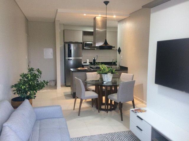 Vende, Apartamento com 3 quartos, sendo 1 suíte, localizado no bairro Aponiã - Foto 3