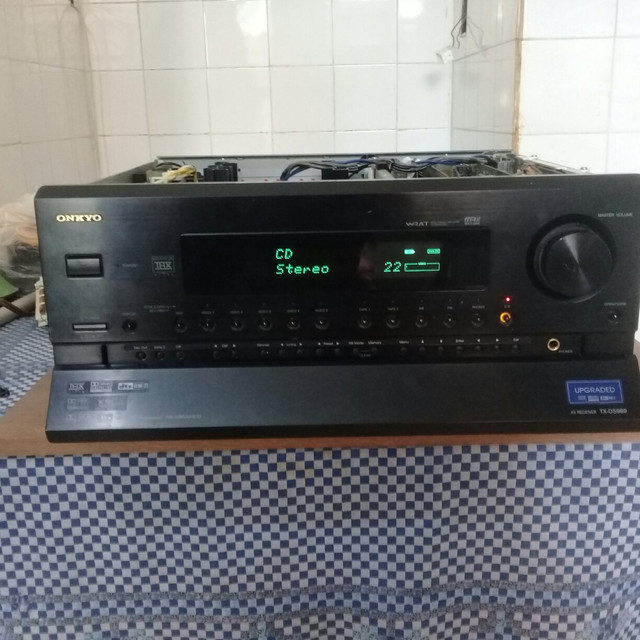 Receiver Onkio DS 989 up loaded - Foto 3