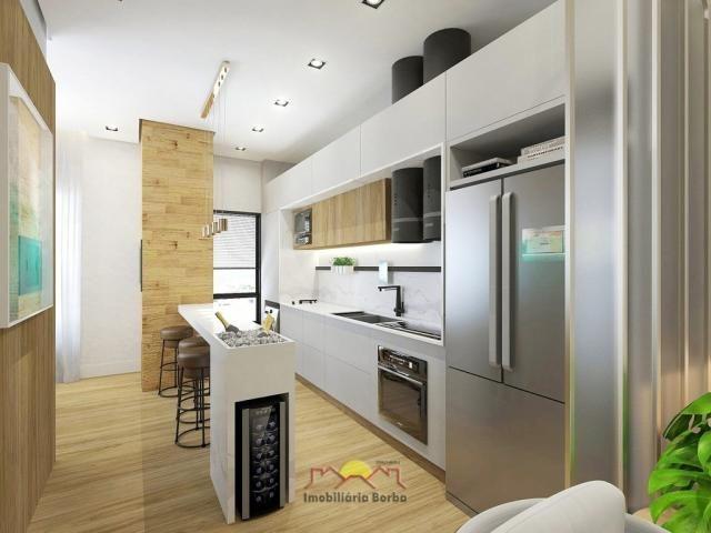 Apartamento com aprox. 67 m² em Barra Velha - Foto 19