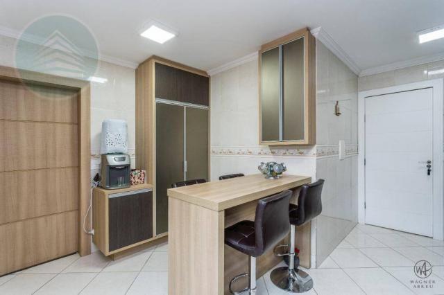Casa à venda, 242 m² por R$ 850.000,00 - Fazendinha - Curitiba/PR - Foto 7
