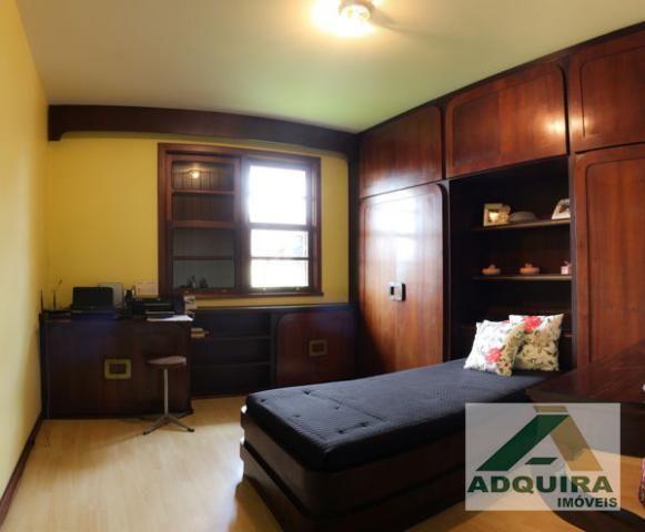 Casa sobrado com 4 quartos - Bairro Estrela em Ponta Grossa - Foto 6