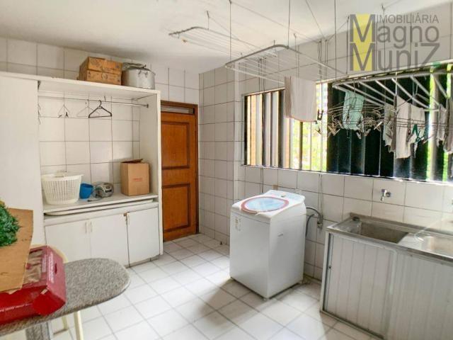 Apartamento com 4 dormitórios para alugar, 303 m² por R$ 4.200,00/mês - Aldeota - Fortalez - Foto 10