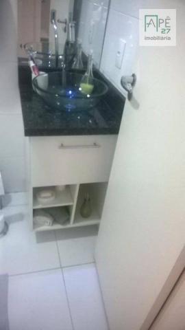 Apartamento à venda, 55 m² por R$ 310.000,00 - Ponte Grande - Guarulhos/SP - Foto 11