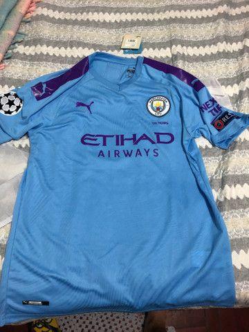 Camisa Manchester City - Foto 2