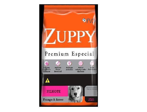 Ração premium especial Zuppy 20 kg