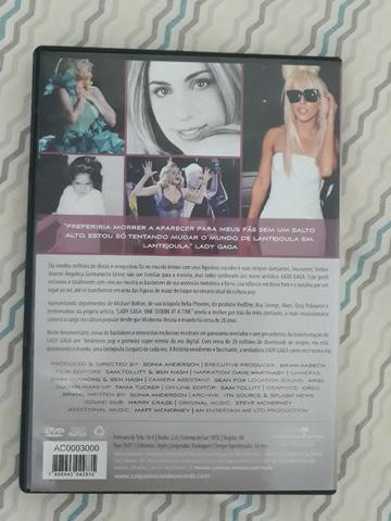 DVD Original Lady Gaga - One Sequin At a Time - Foto 2