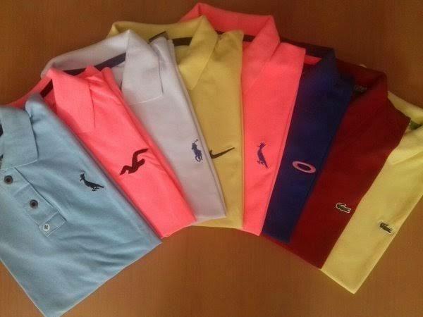 Vendo Camisas Polo / CR Santos - Foto 2