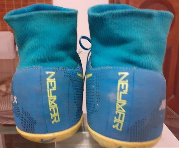 Chuteira society Nike Neymar 42/43 - Foto 4