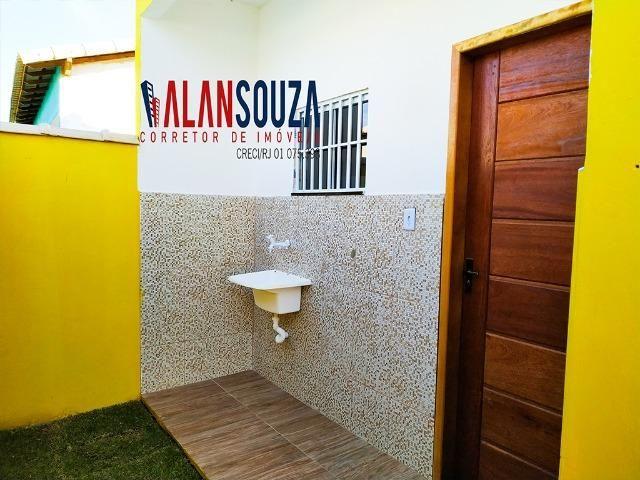 Casa de 2 quartos e piscina + área gourmet em Unamar Cabo frio - Foto 11